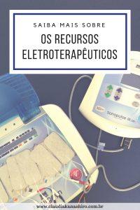 Recurso de Eletroterapia em Guarulhos